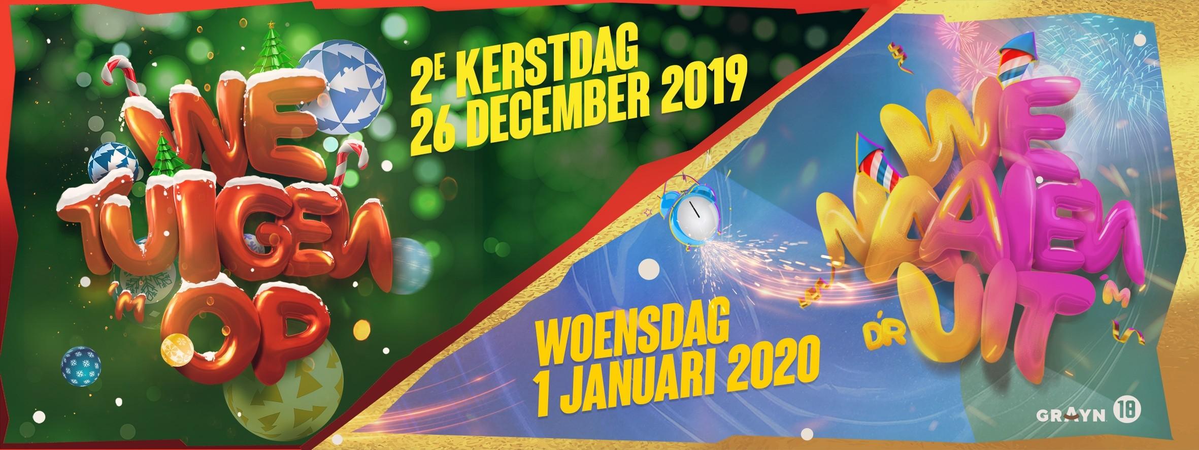 Kerst en Oud & Nieuw | Dorpshuis Horssen